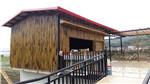 供应福建有品质的景观竹亭子 泉州竹屋公司