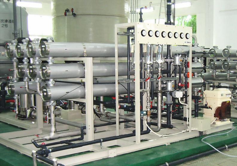 兴润水处理设备提供有品质的纯水设备_高纯水设备定做