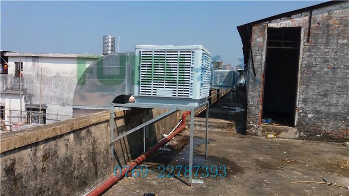 广东优质工厂降温冷风机设备出售_内销蒸发式冷风机