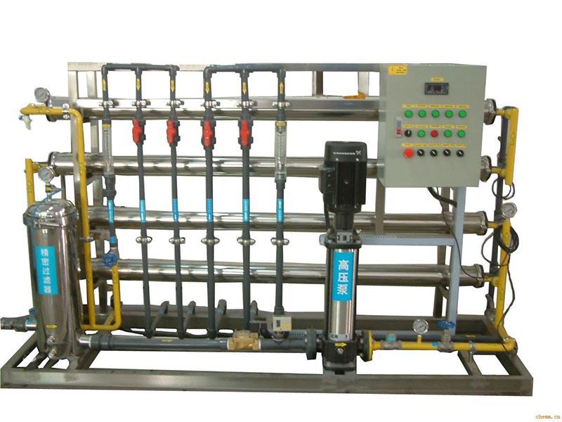 甘肃净化水设备安装-想买物超所值的净化水设备,就来兰州胜泰华工环保