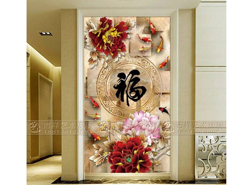 【季艺玻璃】厦门背景玻璃_玻璃隔断供应商_优质艺术玻璃