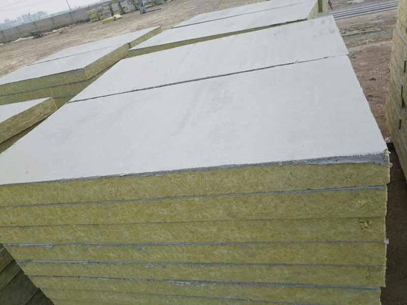 石嘴岩棉复合板销售 品质好的岩棉复合板供应