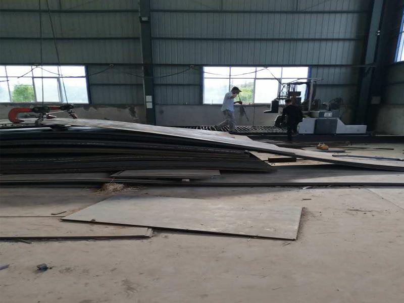 蘭州鋼結構-鋼材工程項目