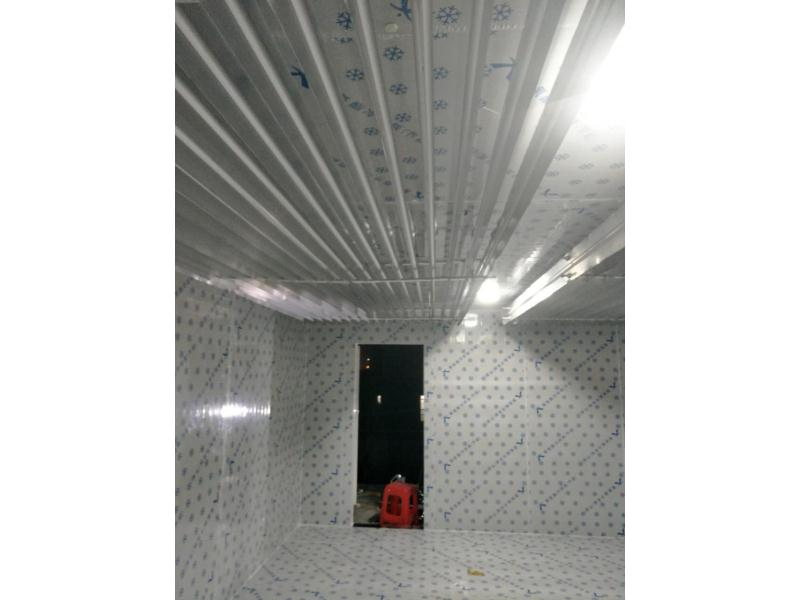 吉安泰和铝排速冻冷库设计安装技巧及注意事项介绍