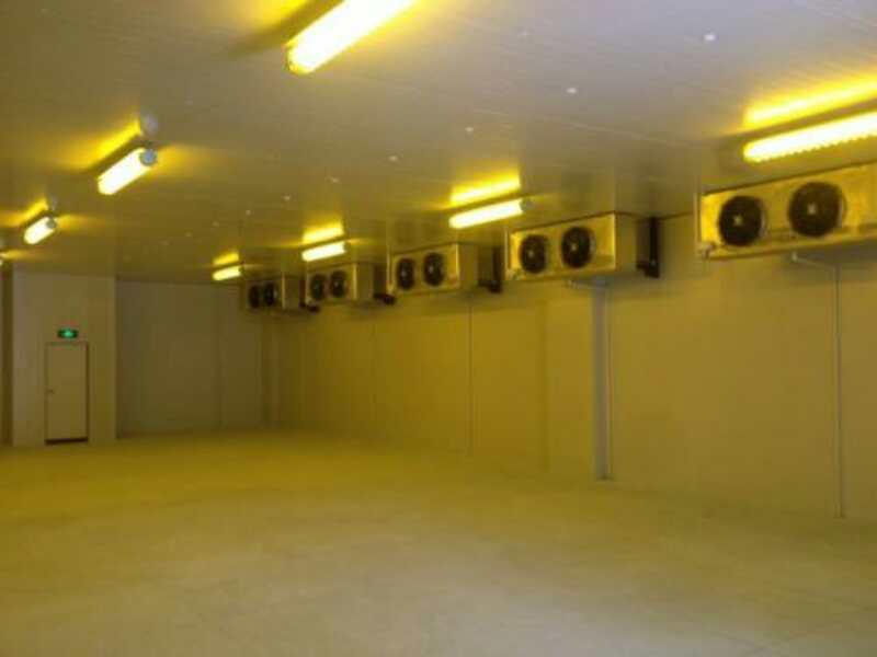 上犹哪里有专业的食品冷库厂家  上犹食品冷库价格