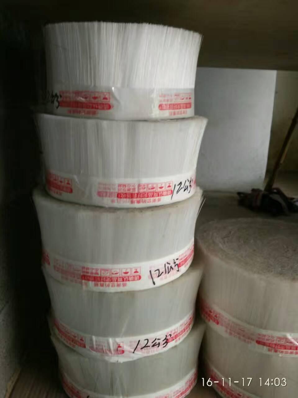 【推荐】博艺隆刷业供应防尘罩毛刷——白色刷丝防尘刷价格