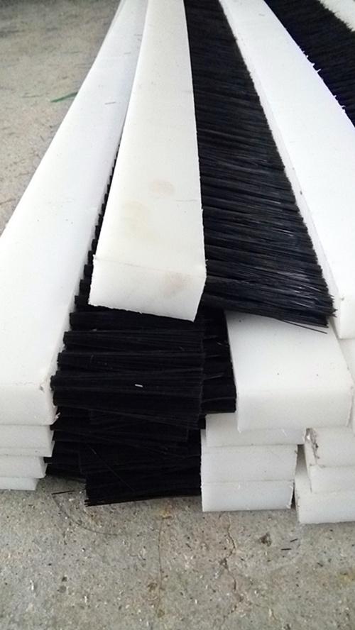 PVC平板毛刷价格-高性价PVC板刷供销