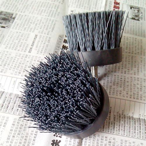 安慶品牌好的去毛刺刷價格-磨料刷