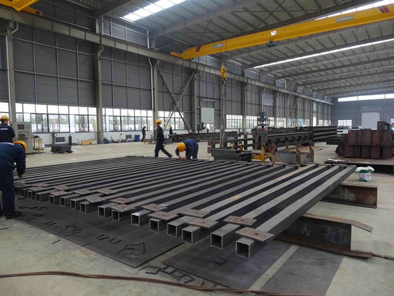 白银钢结构加工厂-有信誉度的钢结构加工厂就是兰州元鑫