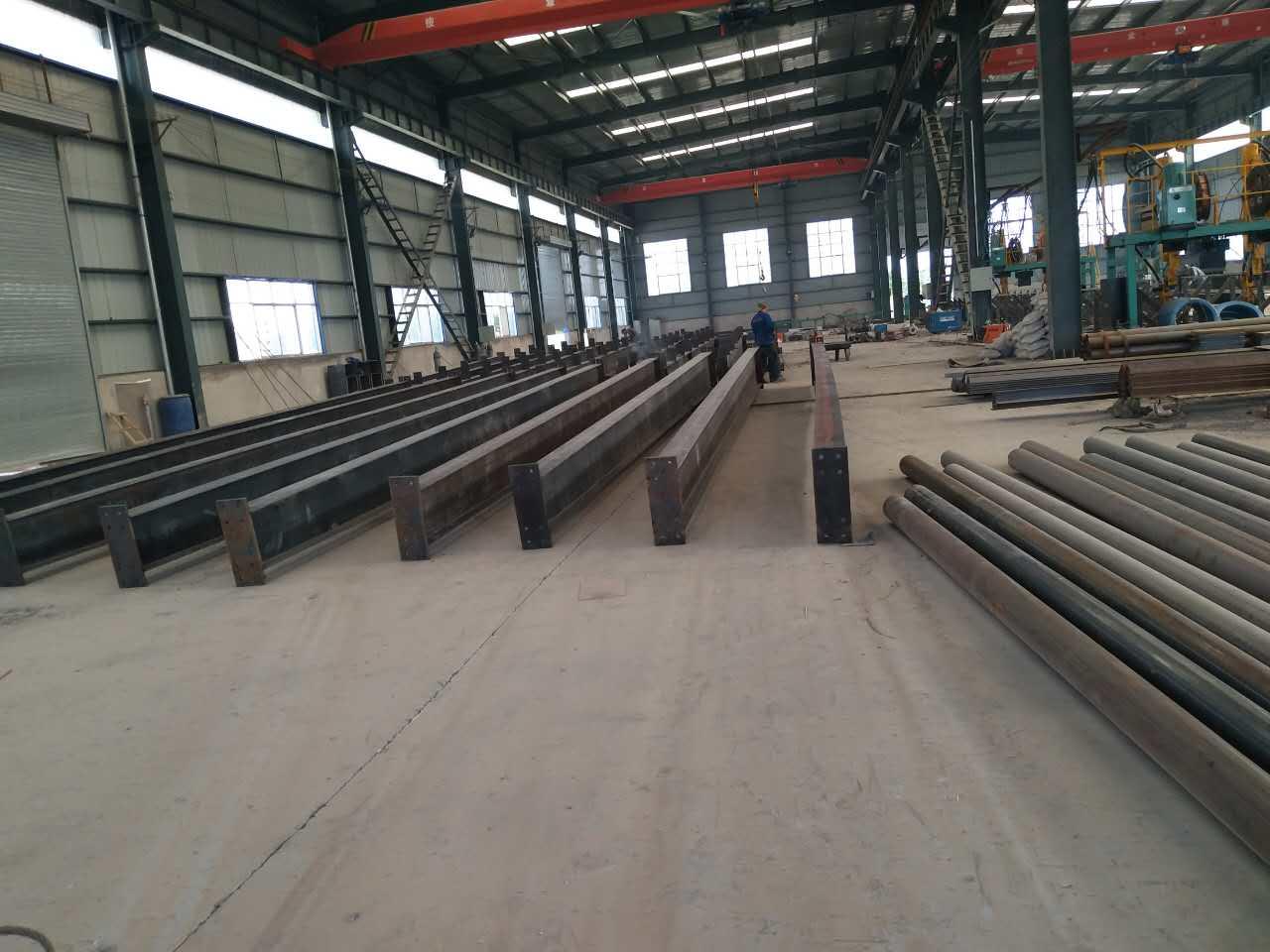 青海钢结构-钢材专业厂家