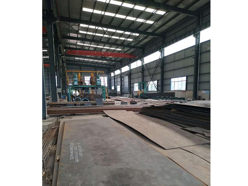 隴南鋼結構加工廠|蘭州區域專業的鋼結構加工廠