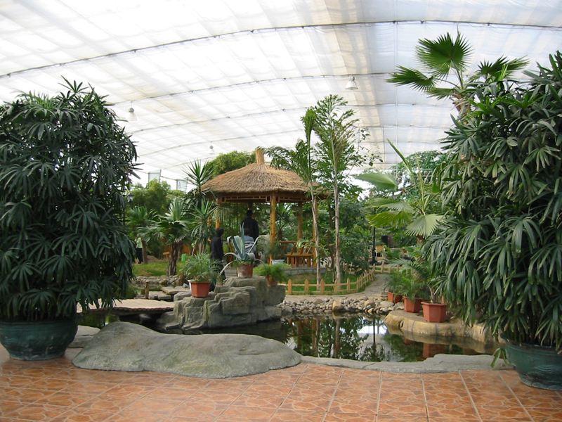 靠谱的生态餐厅推荐_青海生态温室餐厅建造