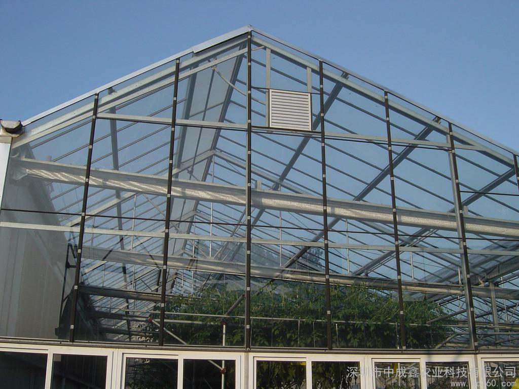 新疆智能玻璃温室大棚【】智能玻璃温室大棚造价-一辰