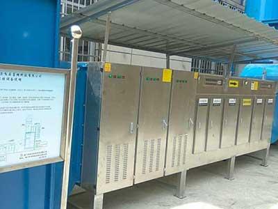 泉州uv光解废气处理设备,规模大的金沙澳门官网4166厂商推荐