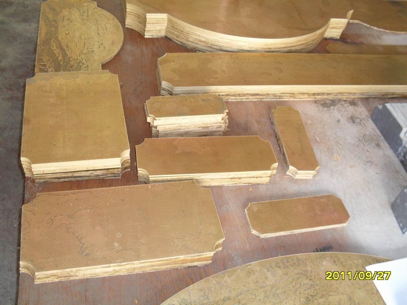 青州水刀切割碳钢厚板|可信赖的水刀切割碳钢板服务商当属鑫盛激光切割