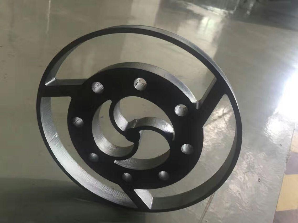 水刀切割齿轮精密件供应-潍坊优良的水刀切割碳钢板推荐