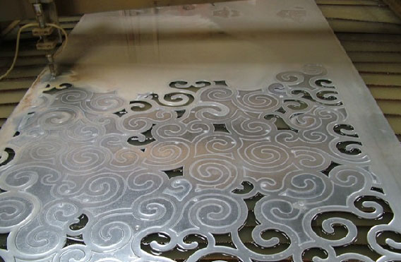 水刀切割碳钢板供应-潍坊水刀切割碳钢板厂推荐