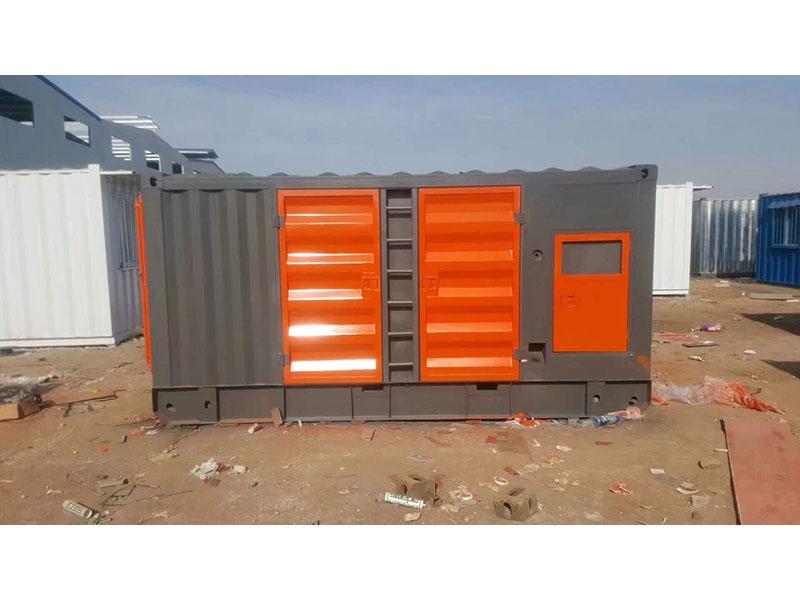 甘肃彩板房厂家——兰州新区龙江提供优质的集装箱