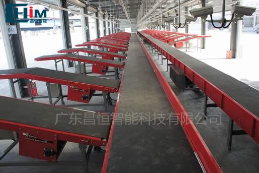 放心的平面式分拣系统工程提供|广州平面式分拣系统工程
