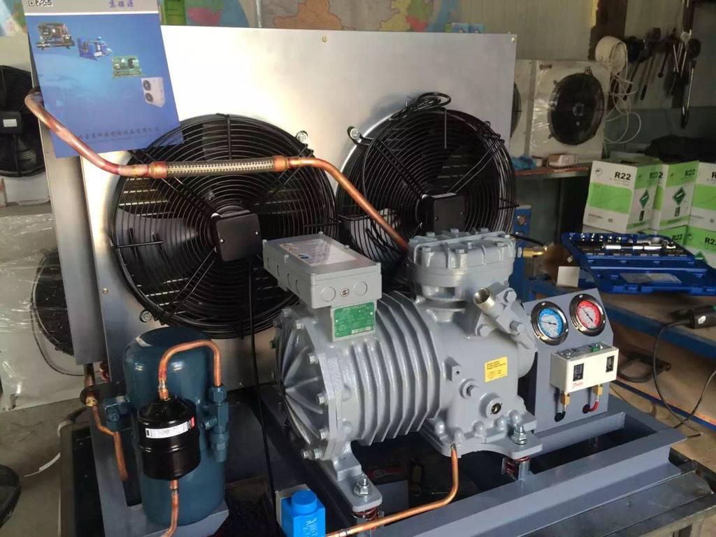 福建制冷设备专业供应 福建冷冻库压缩机组
