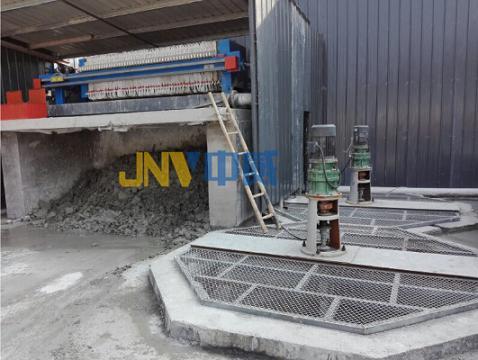 搅拌站污水回收设备