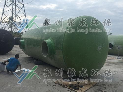 超好用的化粪池聚龙环保科技供应-福州玻璃钢化粪池