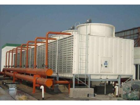 铜管铜翅片管式换热器冷水塔厂家_泉州冷水机厂家推荐