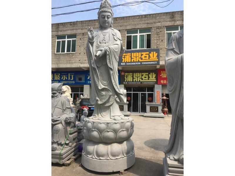 福建知名佛像石雕供应商 惠安佛像雕刻厂家