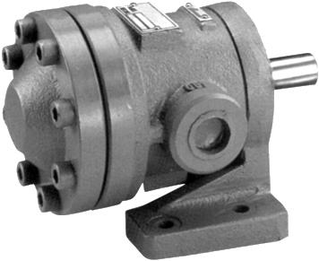 定量叶片泵选型