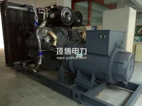 南宁专业的上柴发电机组哪里买――上柴发电