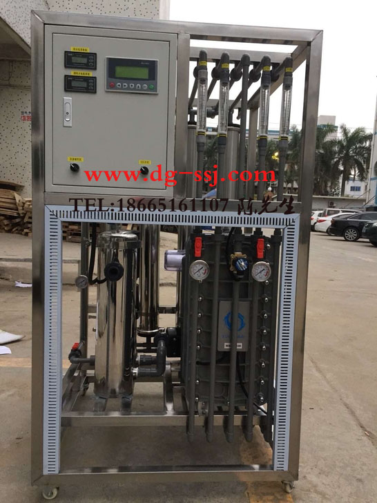 车用尿素设备小型EDI超纯水主机销售点 东莞市水视界环保供应