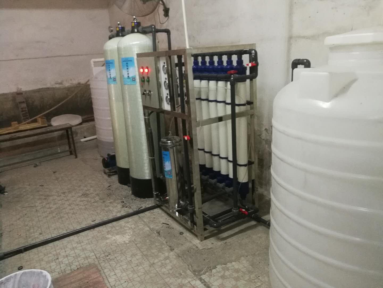 中水回用設備 地下井水處理