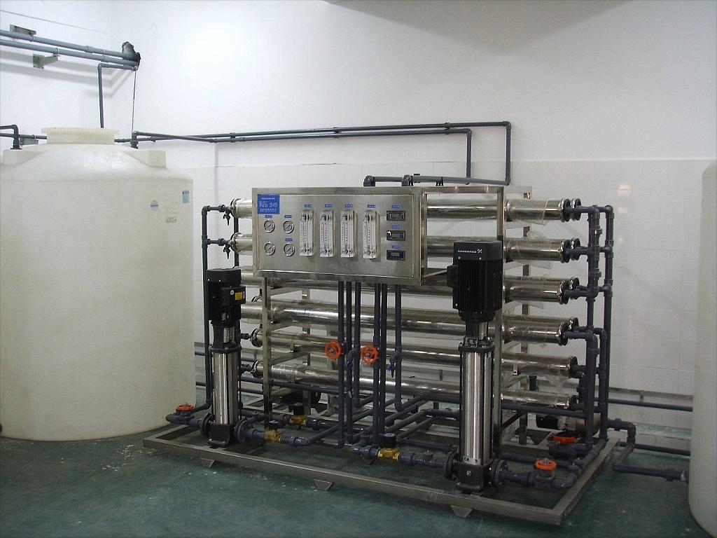东莞反渗透纯水机 工业用纯水设备