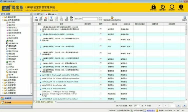 广州靠谱的实验室信息管理系统推荐|韶关实验室信息管理系统