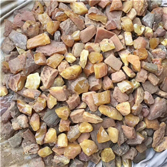 琥珀原石的主要产地和地质时代的分布