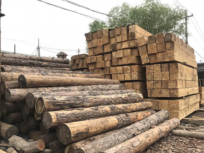 甘肃建筑专用木材