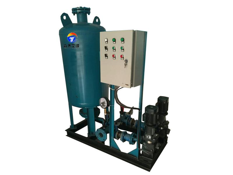 可信赖的换热机组厂家在山东|箱式无负压供水设水