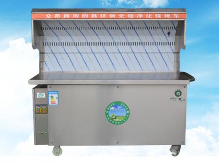 淄博哪里有供应优质的无烟烧烤车供应,无烟烧烤车