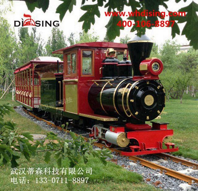 有轨观光小火车景区有轨小火车蒂森科技有轨观光小火车厂家