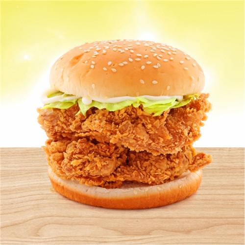漢堡快餐加盟