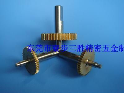 广东微型马达轴-三胜精密五金提供划算的马达轴