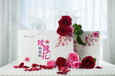 康惜源益生元食品-山东可信赖的康惜源玫瑰花畅轻粉品牌