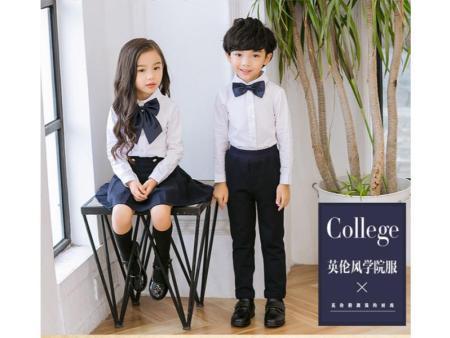 贵州小学校服定制|小学生校服供货商,推荐永湛