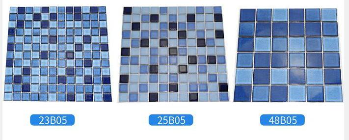 供應材質好的馬賽克瓷磚,泳池專用瓷磚