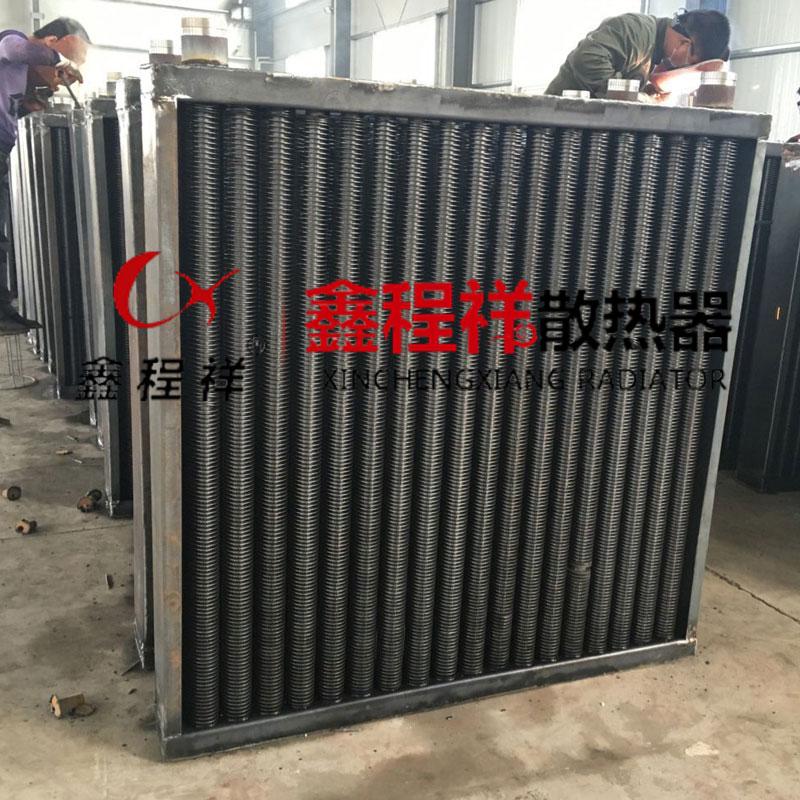 钢制翅片管对流散热器市场价格