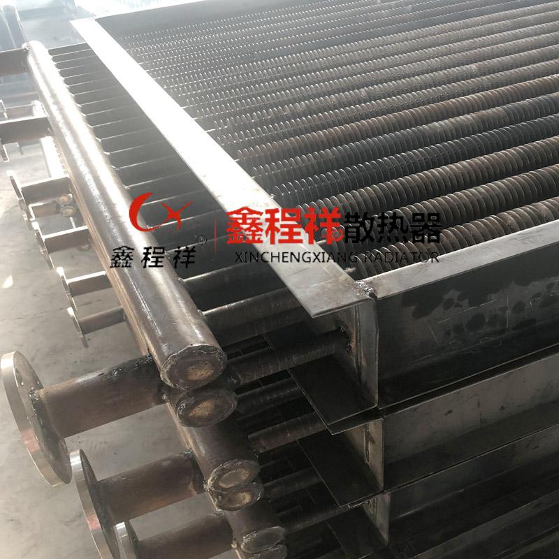 河北空气换热器 工业翅片管散热器厂家