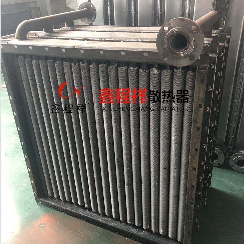 工业散热器批发价格_不一样的温暖鑫程祥钢铝蒸汽散热器