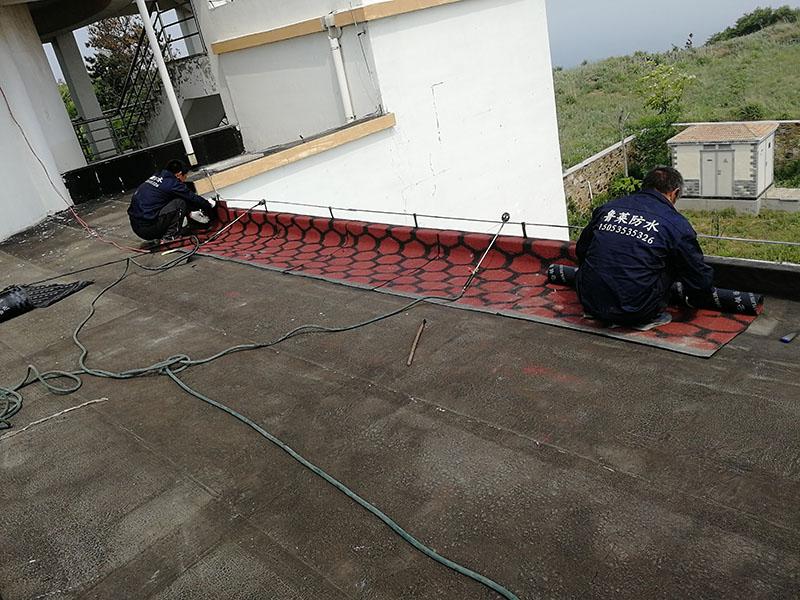 【魯萊防水】煙臺防水工程_防水堵漏工程_專業施工團隊
