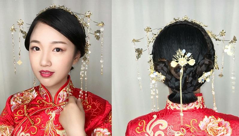 山东化妆培训学校青岛专业化妆学校 青岛开发区化妆培训
