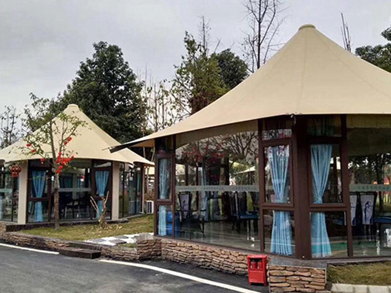 穹顶帐篷生产-可信赖的篷房生产厂